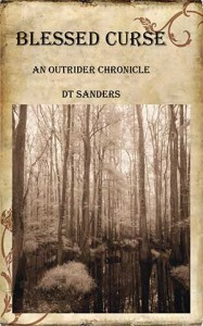 Blessed Curse by DT Sanders
